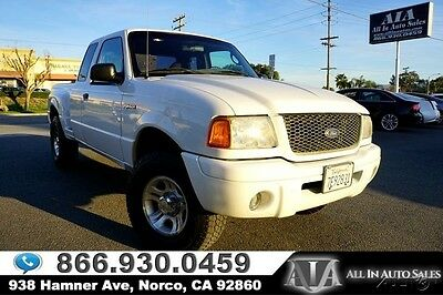 2003 Ford Ranger EDGE 2003 EDGE Used 3L V6 12V Automatic Rear Wheel Drive