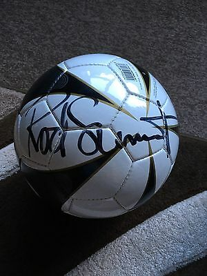 Rod Stewart Signed Football