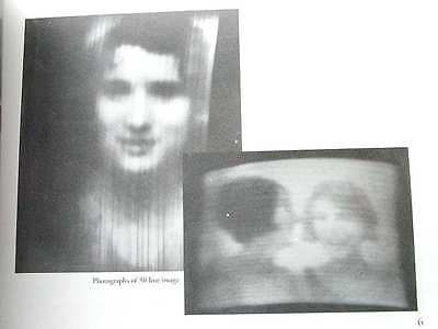 Scanning Disc Television Experiments Made From Motors And Gears J L Baird Book