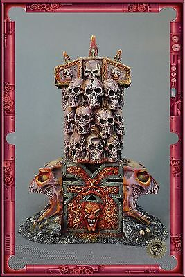 Monolith Of Khorne - 28 Mm Scale - Propainted