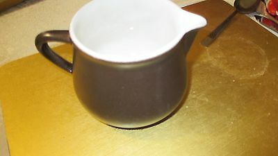 Honiton Dark Brown Small Milk Jug