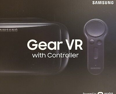 Samsung Gear VR with Controller (2017 Model - SM-R324)