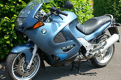 1997 BMW K1200RS K 1200 RS REALLY nice example! Loads done, ready to go! Nice!