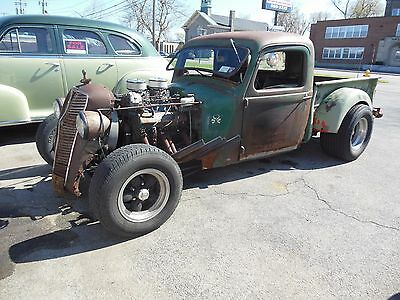 1938 Dodge Other  1938 DODGE PICKUP RAT ROD