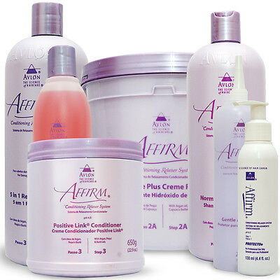 Affirm Relaxer System