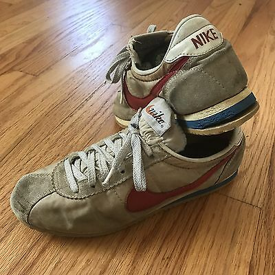 70's Vintage Nike Cortez Made In The USA