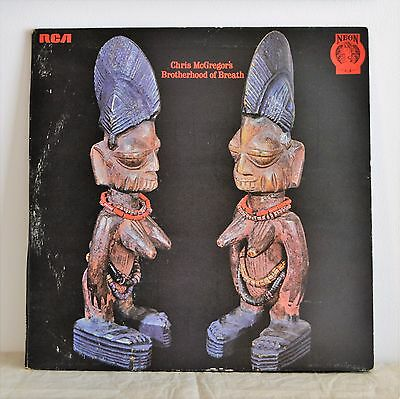 CHRIS McGREGOR'S BROTHERHOOD OF BREATH RCA NEON LP '71 UK/AFRO JAZZ