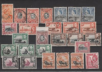 Kut - Assorted Used Stamps - Unchecked