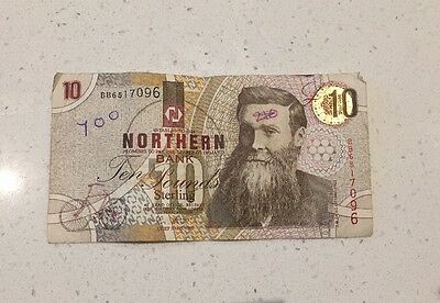 Old Northern Bank £10