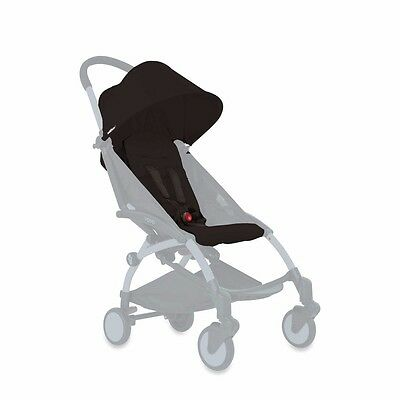 Babyzen Yoyo 6+ Stroller Black Color Pack Seat Canopy Newest Model
