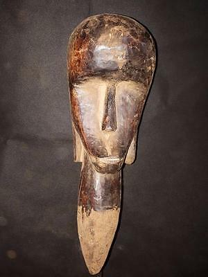 Old Tribal Fang figure Gabon Africa Fes-2258