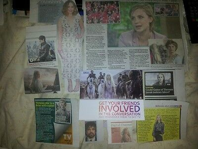 19x Game Of Thrones Cuttings