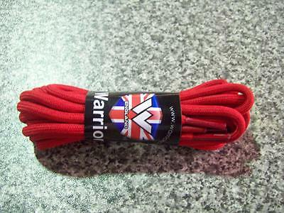 Skinhead Red 210cm dr martens boot shoe laces NEW BY WARRIOR