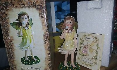 Danielie Faeriepuff Make A Wish 2003 Boyds Collection Free Shipping In The Usa
