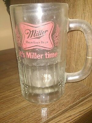 Miller Beer Mug. Rare.Collectors
