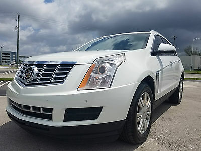 2013 Cadillac SRX Luxury Sport Utility 4-Door 2013 Cadillac SRX Luxury SUV FULLY LOADED RUNS GREAT LOW MILES BEST OFFER