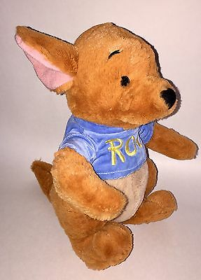 "Disney Store Exclusive 12"" ROO SUPER SOFT Plush From Winnie The Pooh"