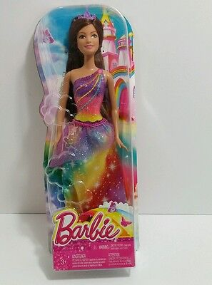 Barbie Doll Princess Doll Rainbow Style