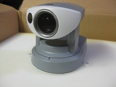 AXIS 213 PTZ IP Network Color Web Security Surveillance Cam Camera