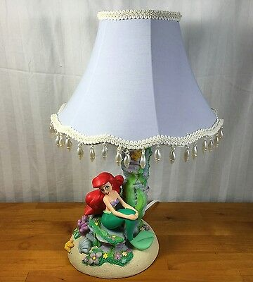 Disney's The Little Mermaid Princess Table Lamp