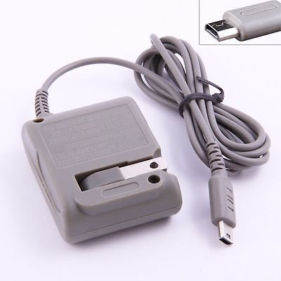 Wall Home Travel Charger AC Power Adapter Cord For Nintendo DS Lite NDSL New