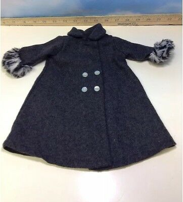 American Girl Doll Nellie Holiday Outfit Coat ONLY Retired