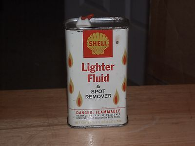Shell lighter fluid 8 fl. oz.