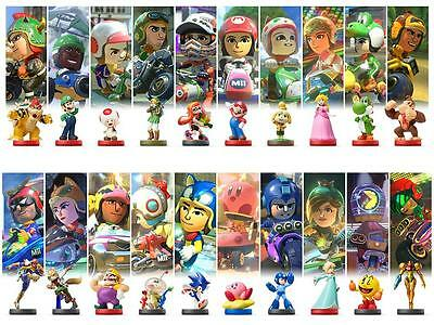 Mario Kart 8 Deluxe Amiibo NS Game Card Switch Spiel Karte 20 pcs Tag Only