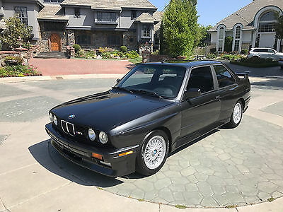 1988 BMW M3 Base Coupe 2-Door 1988 BMW E30 M3