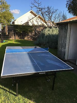 Alliance Whirlwind Table Tennis Table