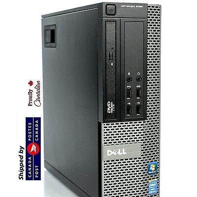 Dell Optiplex 9020 SFF Core i7-4770 3.4GHz 8GB 500GB Win 10 Pro