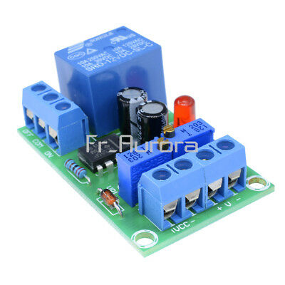 12V Charger Power Supply Control Board Storage Battery Charging Module XH-M601