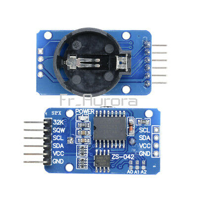 DS3231 AT24C32 IIC Module Precision Real Time Clock Quare Memory Module Arduino