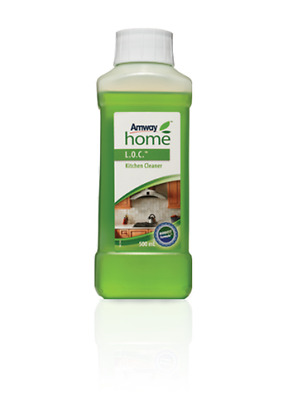 NEW - AMWAY L.O.C Kitchen Cleaner 500ml