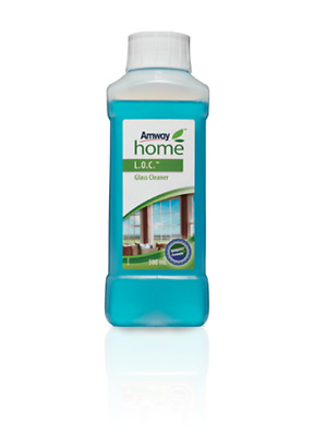 NEW - AMWAY L.O.C Glass Window Cleaner 500ml