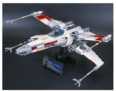 Brand New Red Five X-Wing Star Wars Lego Compatible 10240 Sealed