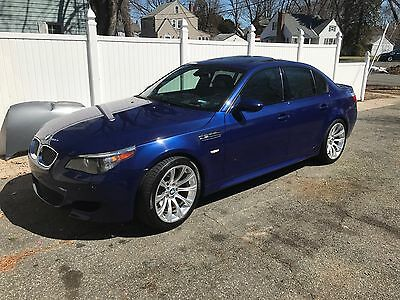 2006 BMW M5  2006 BMW M5 Blue --Very Clean--