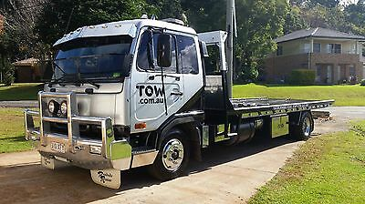 Tilt Tray Tow Truck and business for sale.