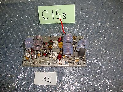2 units    philips BLW96  RFHF/VHF power transistor on the board