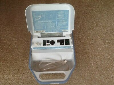 Medix World Traveller High Flow Portable Nebuliser 2000HF