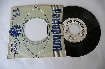 "THE BEATLES"" MICHELLE- disco 45 giri PARLOPHON Italy 1967"" ED. JB"