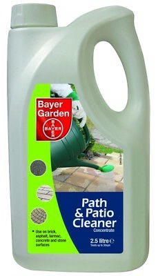 Bayer Garden Path and Patio Cleaner Concentrate, 2.5 L