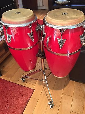 LP  Congas And Stand  COLLECTION ONLY.