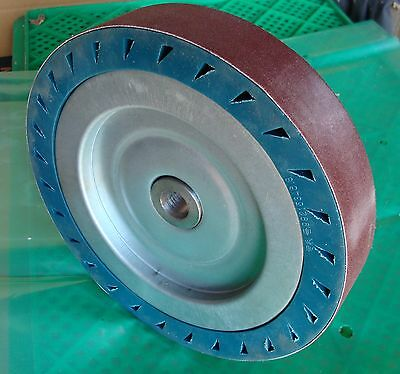 expander wheel for bench grinder 200mm x 40mm