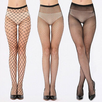 Fashion Women's Net Fishnet Bodystockings Pattern Pantyhose Tights Stockings