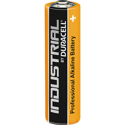 50 X Duracell AA AAA Industrial Battery MN1500 MN2400 Alkaline Replaces Procell