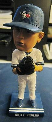 Ricky Romero Toronto Blue Jays Mlb Baseball Bobble Head No Box!