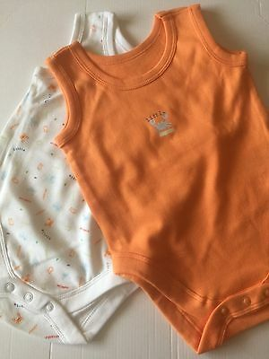 Baby Vests Age 6-9 Months