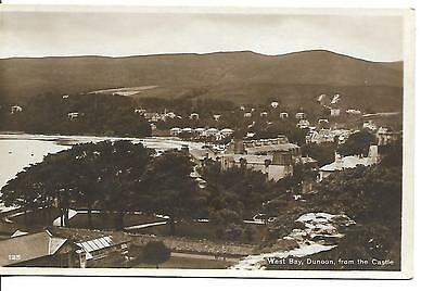 Dunoon - West Bay from the Castle - Valentine's  Postcard   Unposted
