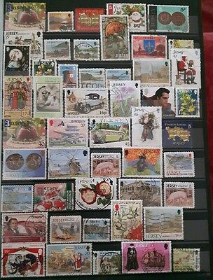 Lot timbres Jersey (lot 2)